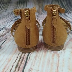 Franco Sarto Shoes - Franco Sarto Groovy Gladiator Sandals Size 9.5